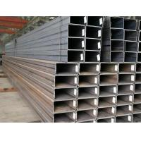 China Q195 Welded rectangular tubes , steel welded pipeFor metallurgical industry wholesale
