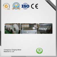 China 0.2mm Thickness Aluminum Mirror Sheet For Light Industry 30-1500 mm Width wholesale