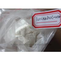 China Oral Turinabol Testosterone Anabolic Steroid Hormones CAS 2446-23-3 For Bodybuilding on sale