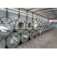China 0.18mm - 2.5mm Oiled Prepainted Galvalume Steel For Duct Work wholesale