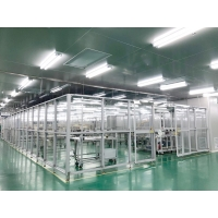 China Class 1000 SUS 304 Frame Modular Clean Room Facility wholesale