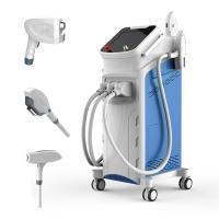 China Tattoo Removal E Light Ipl Machine Humanized Handle Design Easily To Carry wholesale