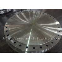 China Max OD 3000mm ASME F316L stainless steel discs 16 Inch Intergranular Corrosion Test and UT Test wholesale
