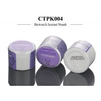 China Painless Biotouch Instant Numb Cream / Permanent Makeup Tattoo Pain Killer Gel wholesale