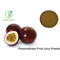 China Custom Passion Fruit Juice Powder Improve Juice Taste And Scent For Food wholesale