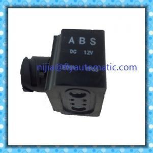China Bus Spare Parts Wabco ABS Automotive Solenoid Valve 4721950180 1079666 wholesale