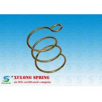 China Copper Wire Conveyor Machinery Springs Special Shape Right Direction HRC 35-40 Hardness wholesale