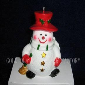 China Christmas & Halloween candles wholesale