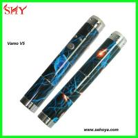 China mechanical mod Vamo V5 e cig Variable voltage Variable wattage wholesale