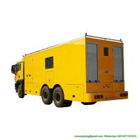 China SITRAK Emergency Accident Rescue Vehicles   On-site rescue and repair of various accidents wholesale