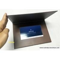 China Recordable LCD Video Birthday Cards wholesale