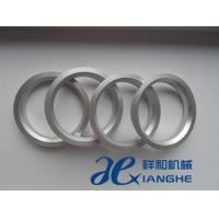 China AL6061 T6 Billet Aluminum Hub Centric Ring Vehicle Side 64.1mm To Rims Side 74.1mm wholesale