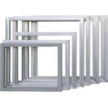 China Customized Screen Printing Consumables Aluminium Screen Printing Frames wholesale