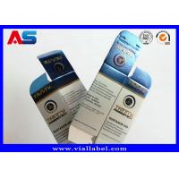 China 40*40*70mm Pharmaceutical Packaging Box / Small Pill Box For Anavar wholesale
