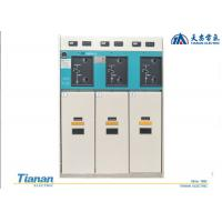 Buy cheap Indoor Gas - Insulated Medium Voltage Switchgear 10kV GIS Ring Main Unit Cabinet from wholesalers