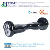 China Rechargeable Self Balancing Electric Unicycle Scooter Mini Segway Hoverboard with Chic License on sale