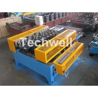 China Simple Type Cold Roll Forming Equipment For Lateral Movement By Adjusted Side Handwheel wholesale