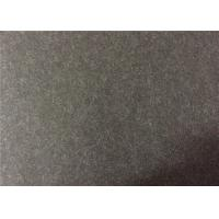 Multi Purpose Women Fusible Melton Wool Fabric With ISO Certification