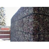 China Decorative Gabion Calddings For Garden Fence Wall , Landscaping Stone Cage wholesale
