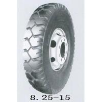 Buy cheap 8.25-15 Pneumatic Forklift Tire Tyre from wholesalers