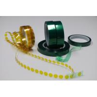 Buy cheap High temperature Green Powder Coating Adhesive Tape from wholesalers