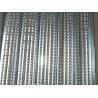 China Professional High Rib Lath Mesh , Galvanized Plate High Rib Construction Join wholesale