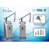 China Professional fractional co2 laser equipment co2 fractional laser for acne scars on sale