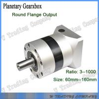 China 90mm planetary gear boxes with 28:1 gear ratio for servo motors wholesale