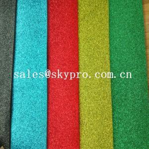 China Good Elasticity Shiny EVA Foam Sheet Bright Color Easy Processing EVA Foam Roll wholesale
