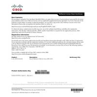 Buy cheap FL-4350-PERF-K9 Online Licensing System Performance On Demand License CISCO Type from wholesalers
