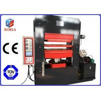 China PLC Controlled Rubber Vulcanizing Press Machine Frame Type With 2 Working Layer wholesale