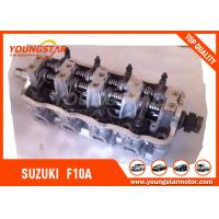 China SUZUKI Carry F10A 11110 - 80002 Auto Cylinder Heads With 8V / 4CYL Engine Valve wholesale