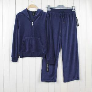 China women's yoga velvet sport wear suits girl's casual athletics clothing sets female zipper hoodie jackets wholesale