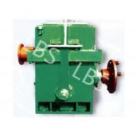 China Lifting Machine Double Helical Gearbox Worm Gear Reduction Box on sale