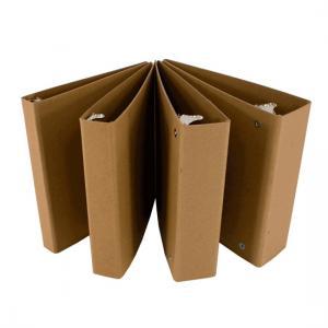 China paper 3 ring binder wholesale