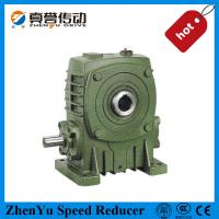 China Precision Small Worm Gear Speed Reducer Gear Box For Wood-Working Machine wholesale