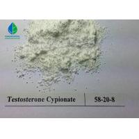 China Androgenic Steroids Test Cypionate Steroid Hormone Powder Test C / TC wholesale