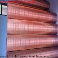 industrial filter phosphor screen wire mesh/fine copper mesh/copper mesh screen/brass mesh screen