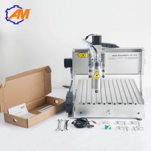 China AMAN cnc engraving machine 3020 hobby cnc router machine AM3040 Engraving machine CNC wholesale