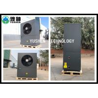 China High Temperature Residential Air Source Heat Pump Central Heating Function wholesale