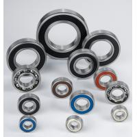 China Chrome Steel Deep Groove Ball Bearing 607 2RS, 607 ZZ wholesale