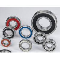 China Chrome Steel Deep Groove Ball Bearing 6006 2RS, 6006 ZZ wholesale