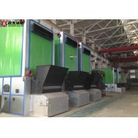 China Biomass Wood Thermal Oil Boiler For Oil Mill Plywood Rubber Industry on sale