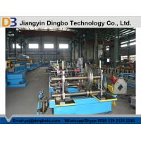 Buy cheap Galvanized Perforated Cable Tray Making Machine by Chain Drive Type from wholesalers