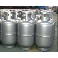 China 6KG 14.4L Capacity Air Gas Cylinder / Gas Cylinder Containers 310 Mm Total Height on sale