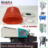 China Plastic Light Cover Automatic Injection Molding Machine 7800KN Clamping Force on sale