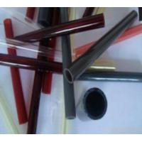 China High Purity Red Color Quartz Tube wholesale