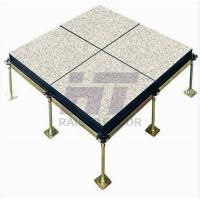 China Building Antistatic Woodcore Raised Floor HPL Finish 600mm x 600mm wholesale