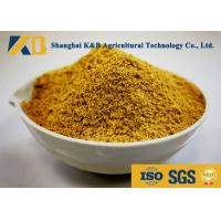 China None Salmonella Dried Fish Meal Powder Rich Protein Source For Dairy Industries wholesale