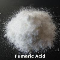 Quality High quality 99.5-100.5% tech food grade Fumaric Acid for sale